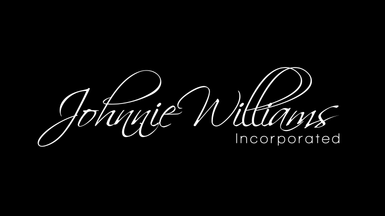 Johnnie Williams (WHITE FONT)
